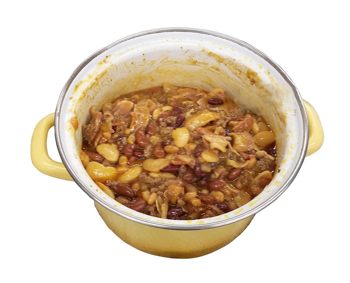Three - Bean Casserole