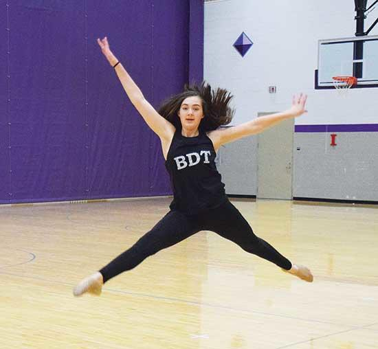 "A new season always brings new challenges, but the Buffalo High School Dance Team is facing a major challenge with the change to the Lake Conference.Coach Mary Sansevere knows what the team will be facing, but is not daunted.""Teams from the Lake..."