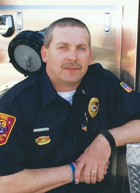 "In a press release issued by Bellmont Partners, it was announced that the City of Howard Lake Fire and Rescue/Ambulance Chief Daryl ""Taddy"" Drusch died in the early morning hours of January 13, at his residence from a suspected heart attack.Chief..."